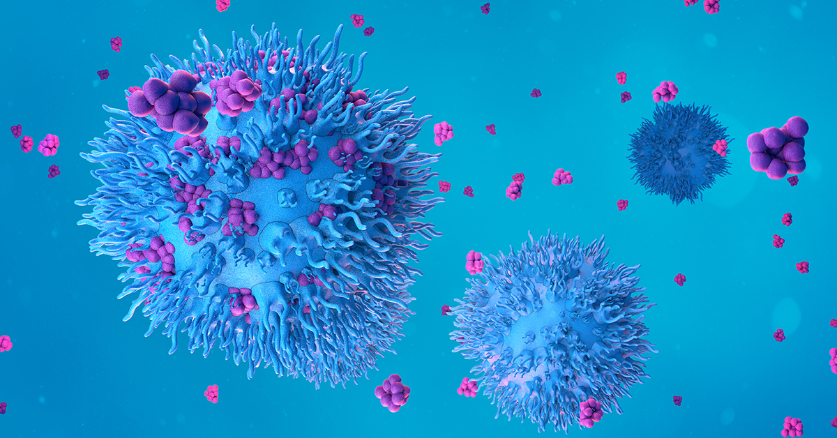 Proteins with Lymphocytes T-Cells